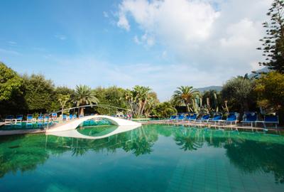 Park Hotel Terme Mediterraneo**** Ischia Ferien