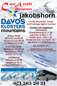 Davos Jakobshorn by CarAndi skiexpress