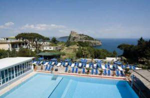 Hotel Parco Cartaromana *** Ischia Ferien