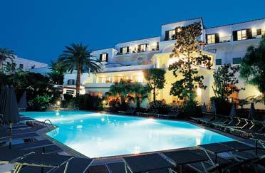 Hotel Floridiana Ischia Ferien