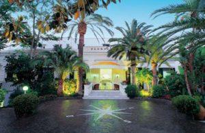 Hotel Floridiana **** Ischia Ferien