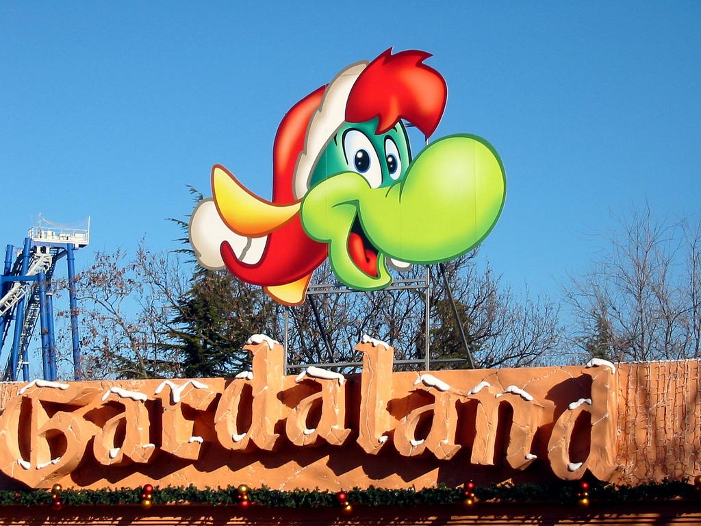 GARDALAND RESORT PARK | FANTASY ATTRAKTIONEN
