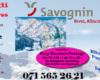 Flyer Savognin Skiexpress 17/18